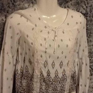Epic Threads Blouse size M